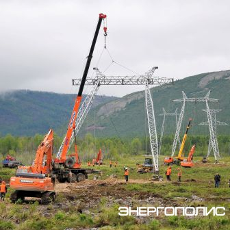 Колымский каскад ГЭС