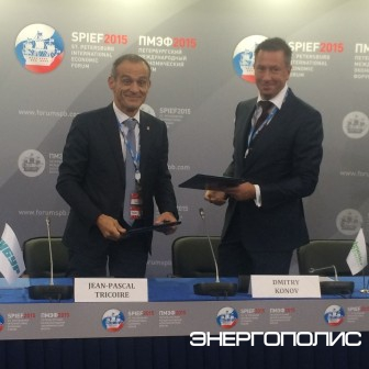 СИБУР и Schneider Electric